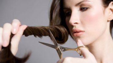 Un changement de coupe de cheveux