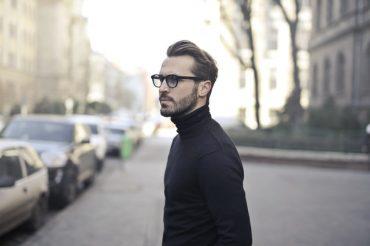 Des lunettes pour homme